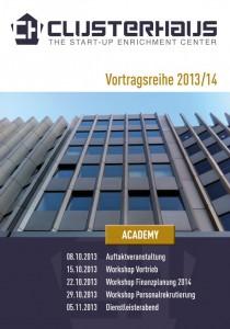 Clusterhaus_Flyer
